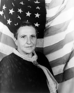 Gertrude Stein (1935)