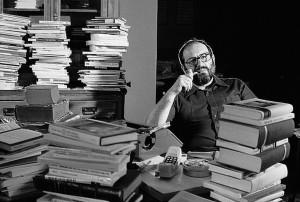 Aj Umberto Eco má svoje denné rituály, o ktorých sa dočítate v knihe.
